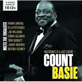CD Count Basie : Meets the Vocalists (Box set) Hudba