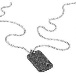 Diesel Pánský náhrdelník z oceli DX0894001