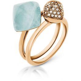 Michael Kors Sada dvou prstenů MKJ5256710, 56 mm