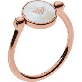 Emporio Armani Něžný prsten EGS2161221, 57 mm