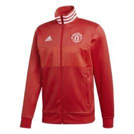 Adidas Pánská mikina  3S Track Top Manchester United FC červená, M