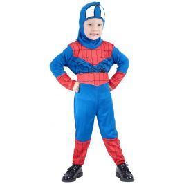 OEM Karnevalový kostým Spiderman 130 - 140cm