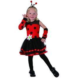 OEM Karnevalový kostým Beruška 92 - 104cm