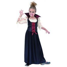 OEM Karnevalový kostým Vampírka 130 - 140cm