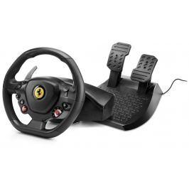 THRUSTMASTER Sada volantu a pedálů T80 Ferrari 488 GTB Edition pro PS4 a PC (416