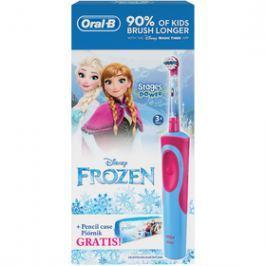 ORAL B Zubní kartáček Oral-B Vitality Frozen + penál