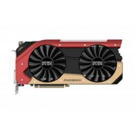 Gainward GeForce GTX 1070 Phoenix GS, 8GB GDDR5 (256 Bit), HDMI, DVI, 3xDP