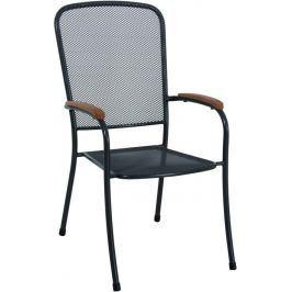 MWH Mesona stohovatelná židle z tahokovu 66,5 x 54,5 x 98,5 cm