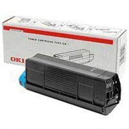 OKI Toner pro C3520MFP, 3530MFP tiskárny,  Černá, 2,5 tis.stran