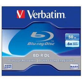 Verbatim BD-R Blu-Ray, DL, 50GB, 6x, , jewel box