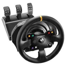 THRUSTMASTER Sada volantu a pedálů  TX Leather Edition pro Xbox One a PC - z ofic