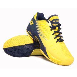 Yonex Pánská tenisová obuv  PC Eclipsion 2 Yellow/Blue, EUR 44.0 = 28.0 cm (YONEX)