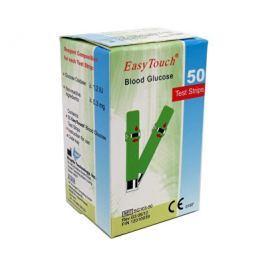 EasyTouch Proužky -glukóza 50ks