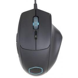 Cooler Master MasterMouse MM520, herní myš, optická, 12000 DPI, RGB LED, černá
