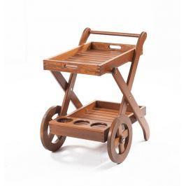 Garland - nábytek Garland Tina servírovací stolek z borovice