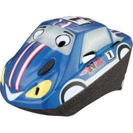 Sulov Dětská cyklo helma  CAR, modrá, M