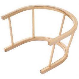 Sulov Ohrádka celodřevěná  na dřevěné saně