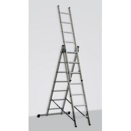 Rulyt Hliníkový žebřík 3x7, 3,4m
