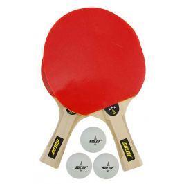 Sulov Set na pingpong  3ST-01, 2 x raketa, 3 x míč