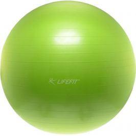 Lifefit Gymnastický míč  ANTI-BURST 75 cm, zelený