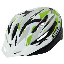 Sulov Cyklo přilba  ALESSIA, zelená, L