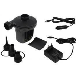 Rulyt Elektrická pumpa na 12V/220V/baterie k nafukovací matraci