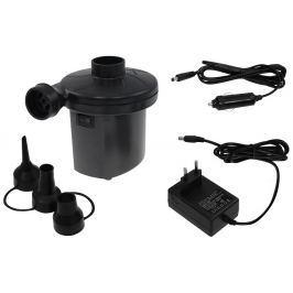 Rulyt Elektrická pumpa na 12V/220V k nafukovací matraci