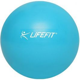 Lifefit Míč OVERBALL  25cm,  světle modrý