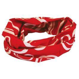 Sulov Sportovní šátek , červeno-bílý