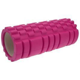Lifefit Masážní válec  JOGA ROLLER A01 33x14cm, růžový