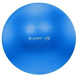Lifefit Gymnastický míč  ANTI-BURST 75 cm, modrý