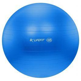 Lifefit Gymnastický míč  ANTI-BURST 85 cm, modrý