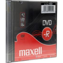 MAXELL DVD-R 4,7GB 16x 1PK SC