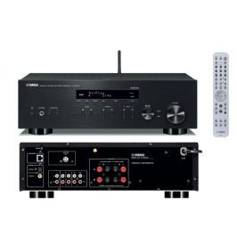 YAMAHA Stereo receivery  R-N303D BLACK