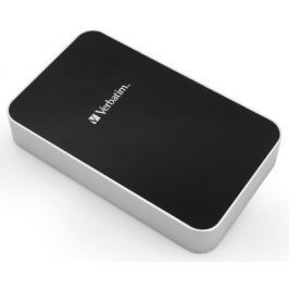 Verbatim Power Bank  13000mAh - černý/hliník