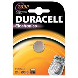 DURACELL Baterie lithiová  DL 2032 B1