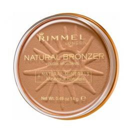 Rimmel Bronzující pudr Natural Bronzer 14 g, 021 Sun Light