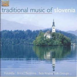 CD Traditional Music Of Slov