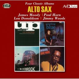 CD Various : Alto Sax - Four Classic Albums