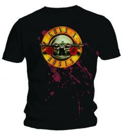 Guns N' Roses - Bullet, pánské tričko L