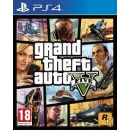TAKE 2 PS4 - Grand Theft Auto V