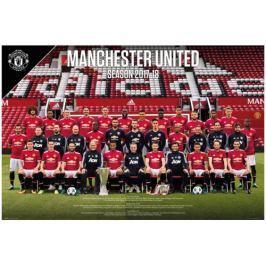 Manchester United PLAKÁT 61 x 91,5 cm/MAN UNITED FC