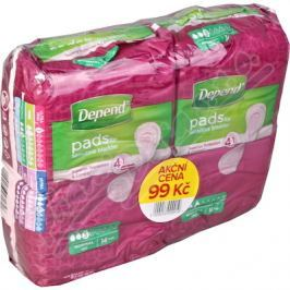 KIMBERLY CLARK Inkont.vložky absor.DEPEND Normal Duopack 2x14ks