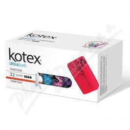 KIMBERLY CLARK KOTEX Tampony Ultra Sorb Super 32ks