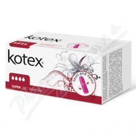 KIMBERLY CLARK KOTEX Tampony Super 32ks