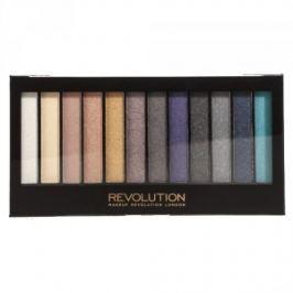 Makeup Revolution London  - Redemption Palette Essential Day To Night 14g Oční stíny  W Paletka oční