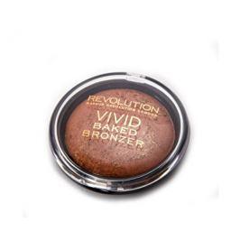 Makeup Revolution Zapečený bronzer (London Vivid Baked Bronzer) 13 g, Fame