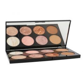 Makeup Revolution London  - Ultra Blush Palette 13g Make-up  W Paletka 8 tvářenek Golden Sugar