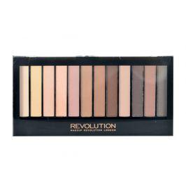 Makeup Revolution London  - Redemption Palette Essential Mattes 2 14g Oční stíny  W Paletka očních s