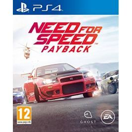 Electronic Arts PS4 hra NEED FOR SPEED PAYBACK